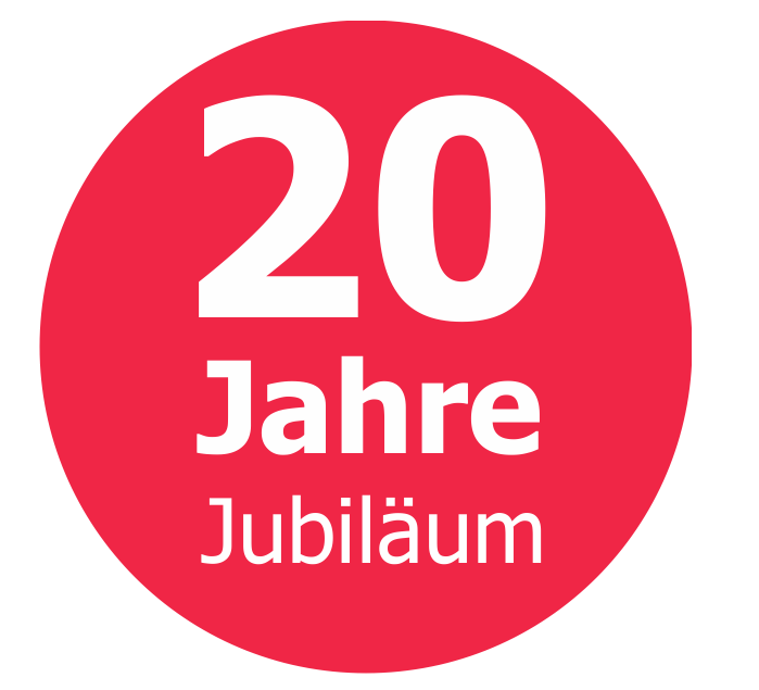 Jubilaeums Button