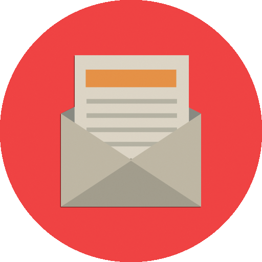 newsletter icon icons 57399 2