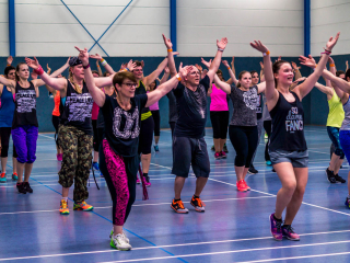 07.05.2016 FunSportZentrum Kornwestheim ZumbaParty 4