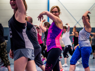 07.05.2016 FunSportZentrum Kornwestheim ZumbaParty 9