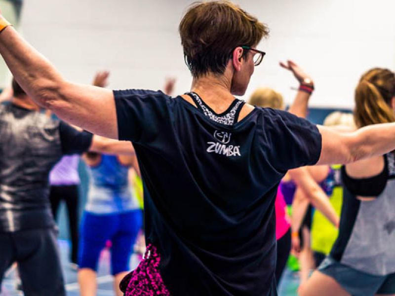 Zumbaparty 7. Mai - 2016