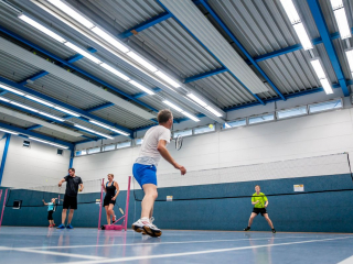 FunSportZentrum Badmintonturnier 27.06.2017 05