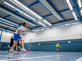 FunSportZentrum Badmintonturnier 27.06.2017 06