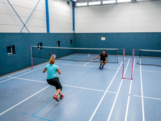 FunSportZentrum Badmintonturnier 27.06.2017 07