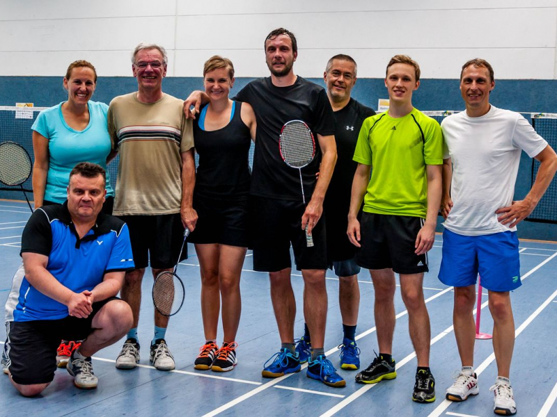 FunSportZentrum Badmintonturnier 27.06.2017