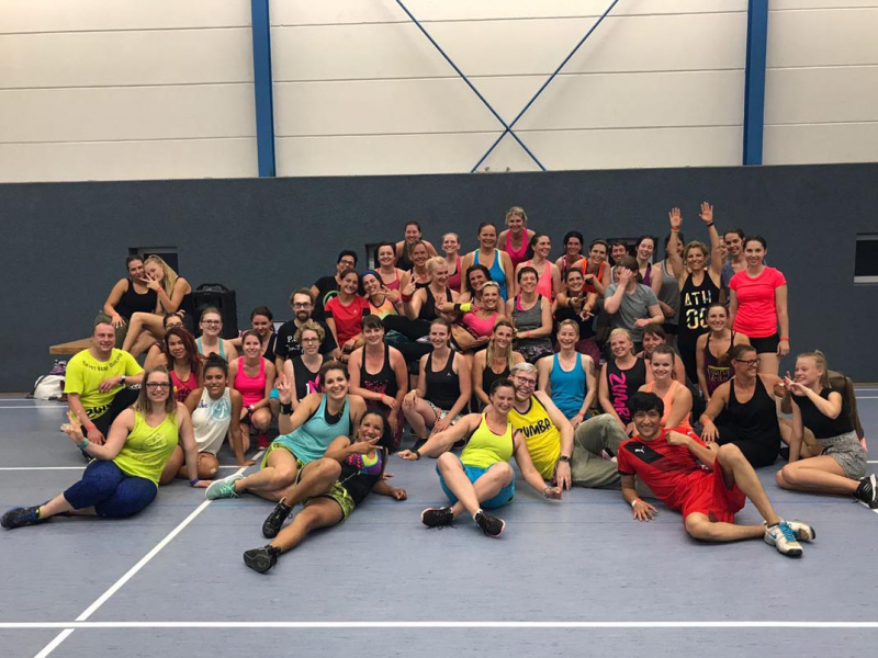 Zumbaparty 24. Juni - 2017